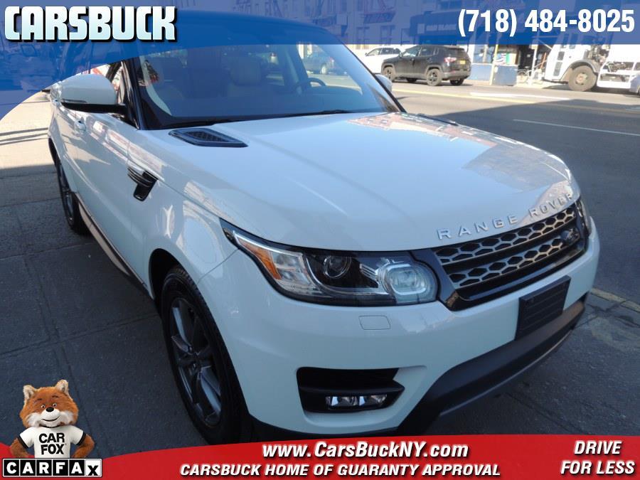Used Land Rover Range Rover Sport 4WD 4dr V6 Diesel SE 2016 | Carsbuck Inc.. Brooklyn, New York