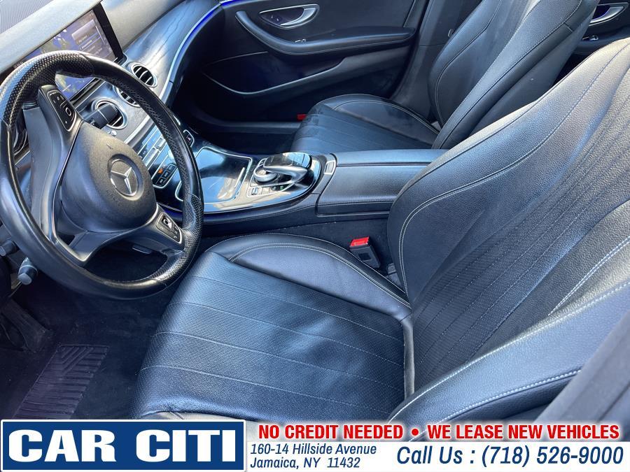 Used Mercedes-Benz E-Class E 300 Sport 4MATIC Sedan 2017   Car Citi. Jamaica, New York