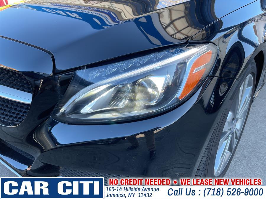Used Mercedes-Benz C-Class C 300 4MATIC Coupe 2017 | Car Citi. Jamaica, New York