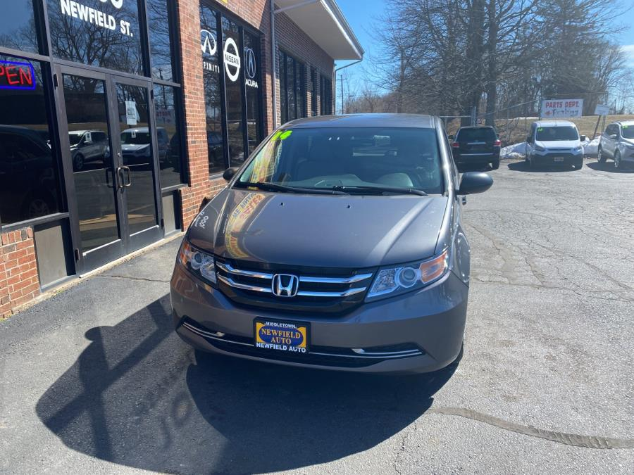 Used Honda Odyssey 5dr LX 2014 | Newfield Auto Sales. Middletown, Connecticut
