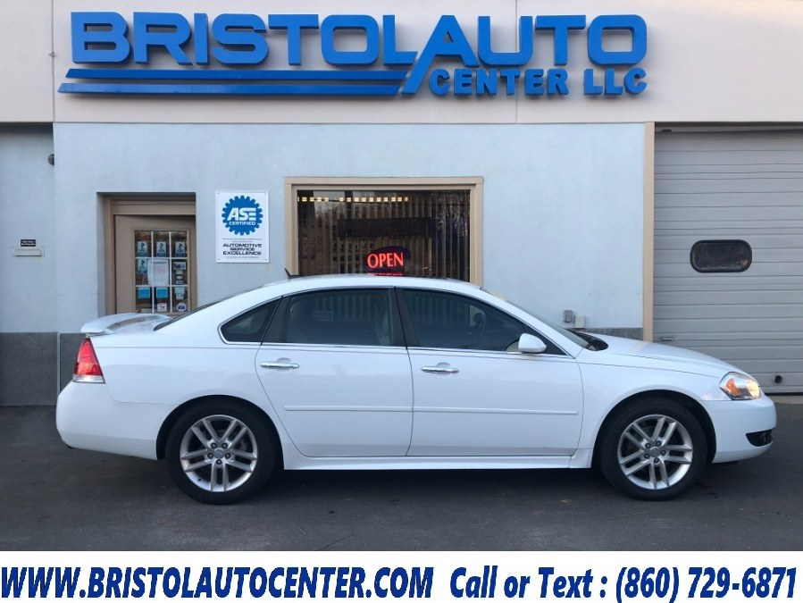 Used 2013 Chevrolet Impala in Bristol, Connecticut | Bristol Auto Center LLC. Bristol, Connecticut