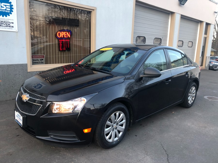 Used Chevrolet Cruze 4dr Sdn LS 2011 | Bristol Auto Center LLC. Bristol, Connecticut