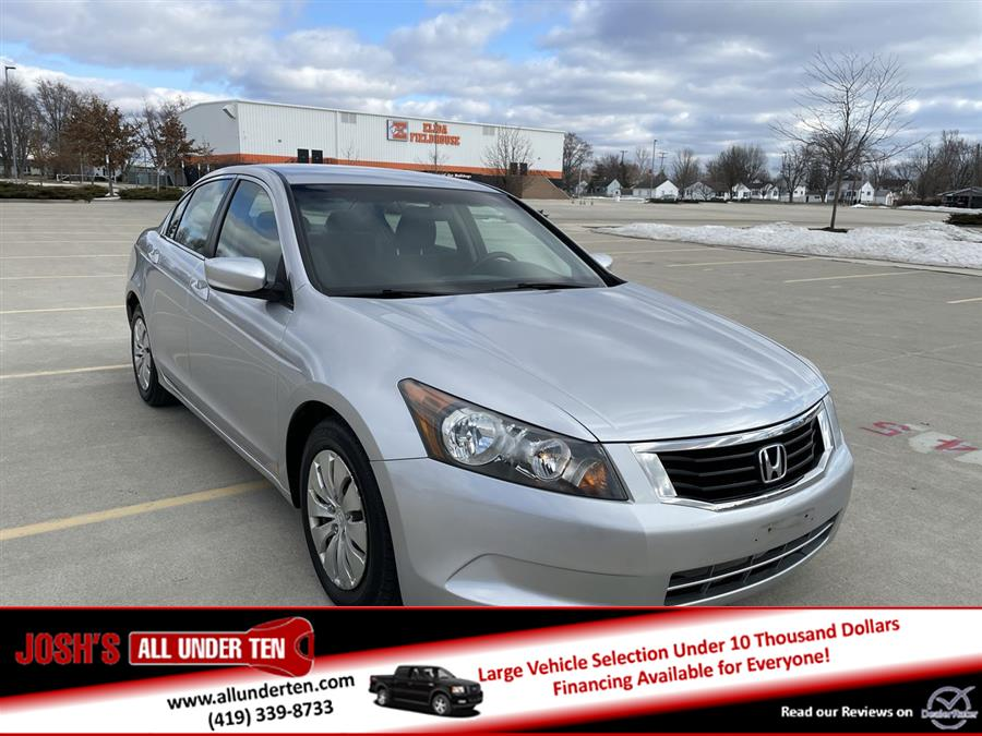 Used 2010 Honda Accord Sdn in Elida, Ohio | Josh's All Under Ten LLC. Elida, Ohio