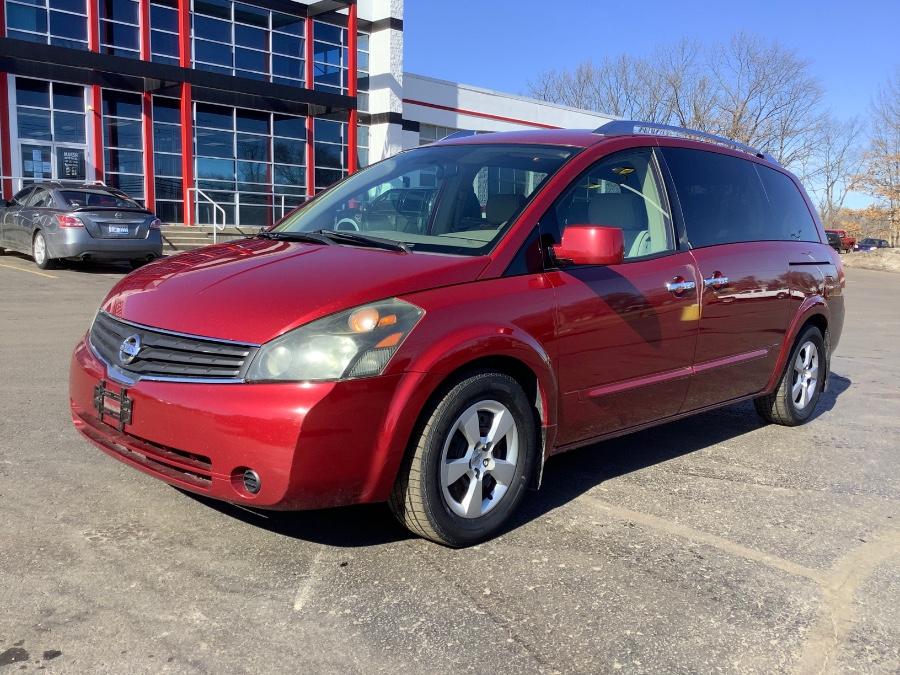 Used 2007 Nissan Quest in Ortonville, Michigan | Marsh Auto Sales LLC. Ortonville, Michigan