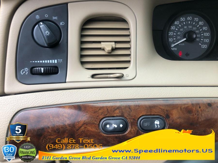 Used Mercury Grand Marquis 4dr Sdn GS Convenience 2006   Speedline Motors. Garden Grove, California