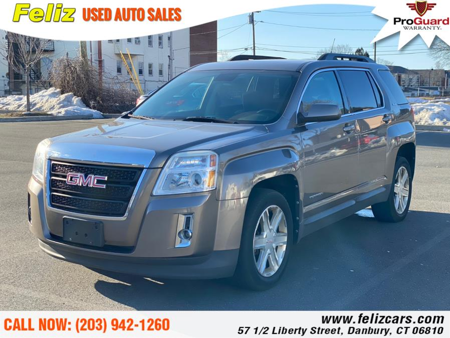 Used 2012 GMC Terrain in Danbury, Connecticut | Feliz Used Auto Sales. Danbury, Connecticut