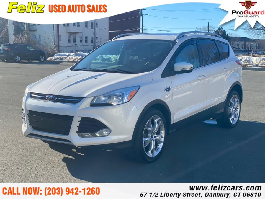 Used 2014 Ford Escape in Danbury, Connecticut | Feliz Used Auto Sales. Danbury, Connecticut