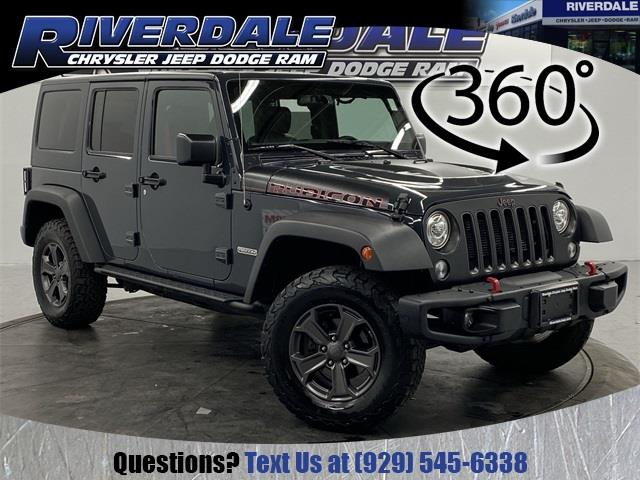 Used 2017 Jeep Wrangler in Bronx, New York | Eastchester Motor Cars. Bronx, New York