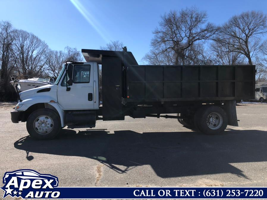Used International DumpTruck Dump 2007 | Apex Auto. Selden, New York