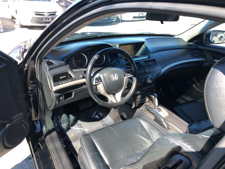 Used Honda Accord Cpe 2dr I4 Auto EX-L w/Navi 2011 | Route 46 Auto Sales Inc. Lodi, New Jersey