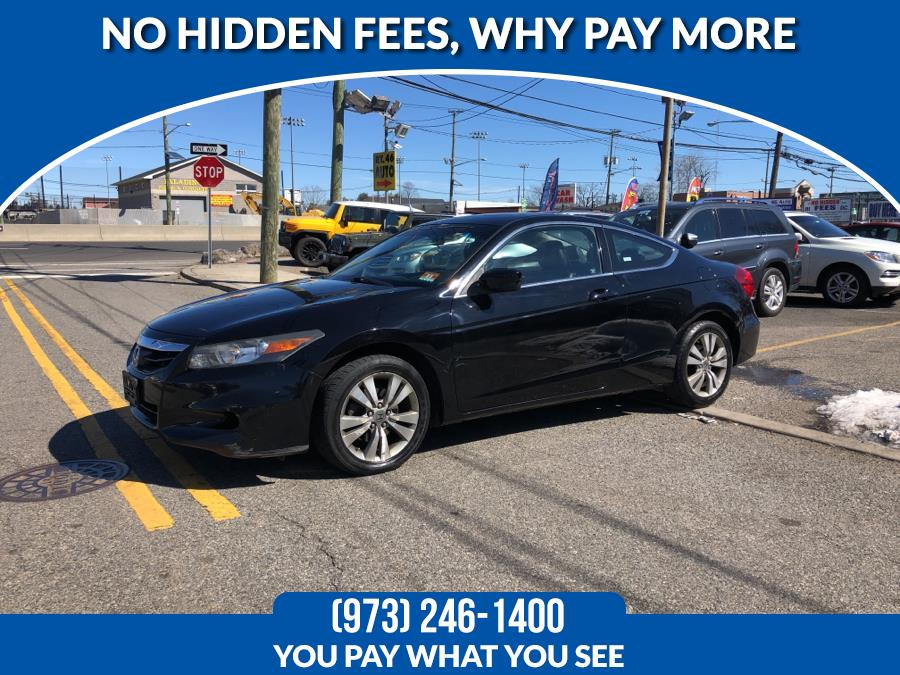 Used Honda Accord Cpe 2dr I4 Auto EX-L w/Navi 2011 | Route 46 Auto Sales Inc. Lodi, New Jersey