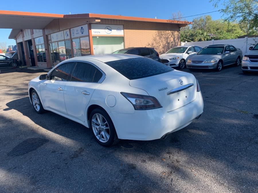 Used Nissan Maxima 4dr Sdn 3.5 S 2014 | Central florida Auto Trader. Kissimmee, Florida