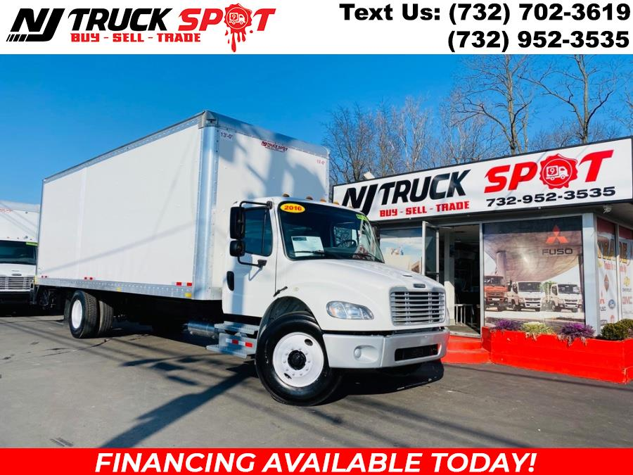 Used 2016 Freightliner M2 106 in South Amboy, New Jersey | NJ Truck Spot. South Amboy, New Jersey