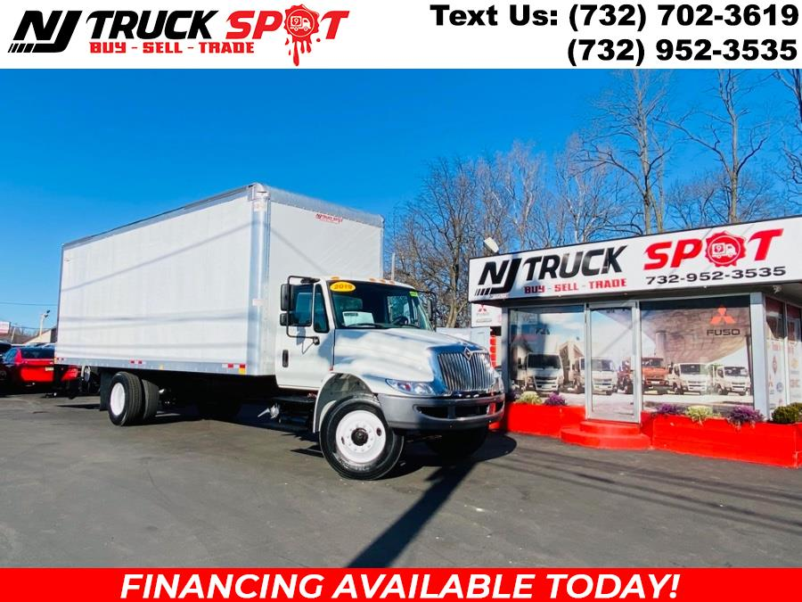 Used 2019 INTERNATIONAL 4300 in South Amboy, New Jersey | NJ Truck Spot. South Amboy, New Jersey