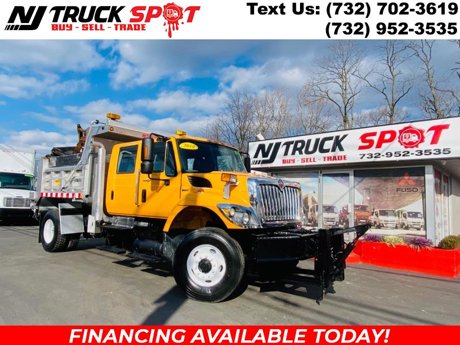 Used 2010 INTERNATIONAL 4700 in South Amboy, New Jersey | NJ Truck Spot. South Amboy, New Jersey