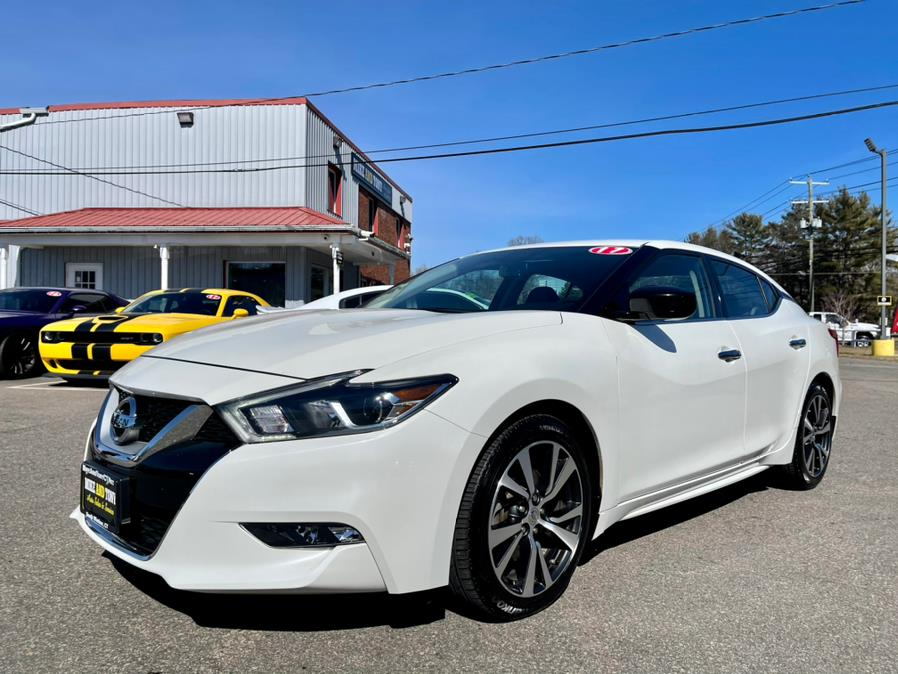 Used Nissan Maxima S 3.5L 2017 | Mike And Tony Auto Sales, Inc. South Windsor, Connecticut