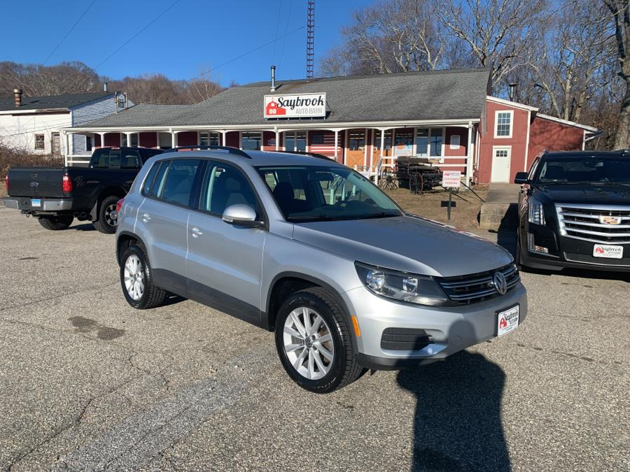 Used Volkswagen Tiguan 2.0T 4MOTION 2017 | Saybrook Auto Barn. Old Saybrook, Connecticut