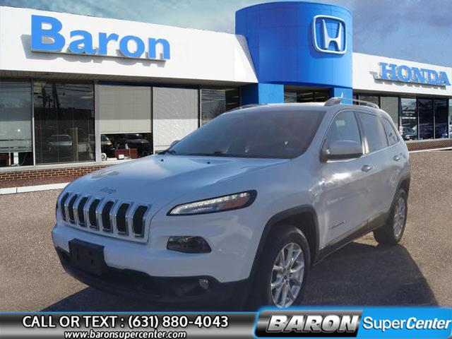 Used 2016 Jeep Cherokee in Patchogue, New York | Baron Supercenter. Patchogue, New York