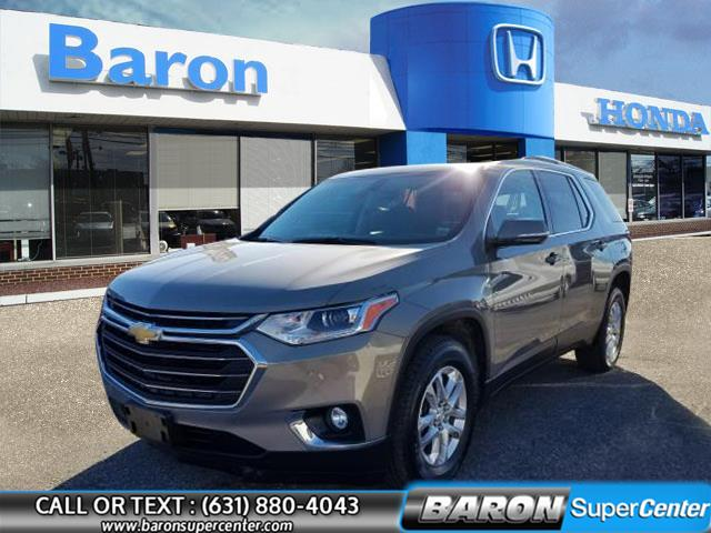 Used 2018 Chevrolet Traverse in Patchogue, New York | Baron Supercenter. Patchogue, New York