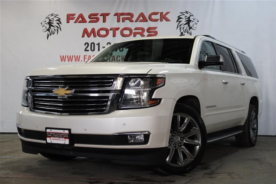 Used 2015 Chevrolet Suburban in Paterson, New Jersey   Fast Track Motors. Paterson, New Jersey