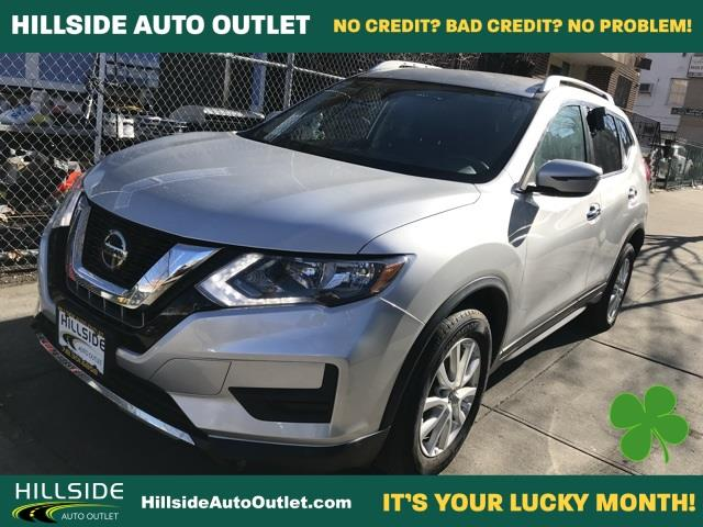 Used Nissan Rogue SV 2019 | Hillside Auto Outlet. Jamaica, New York