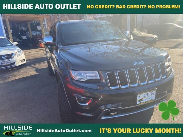 Used Jeep Grand Cherokee Overland 2014 | Hillside Auto Outlet. Jamaica, New York