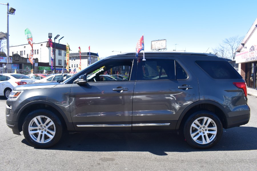 Used Ford Explorer XLT 4WD 2018 | Foreign Auto Imports. Irvington, New Jersey