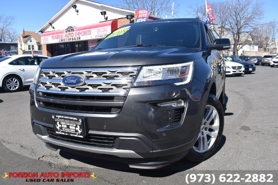 Used 2018 Ford Explorer in Irvington, New Jersey | Foreign Auto Imports. Irvington, New Jersey