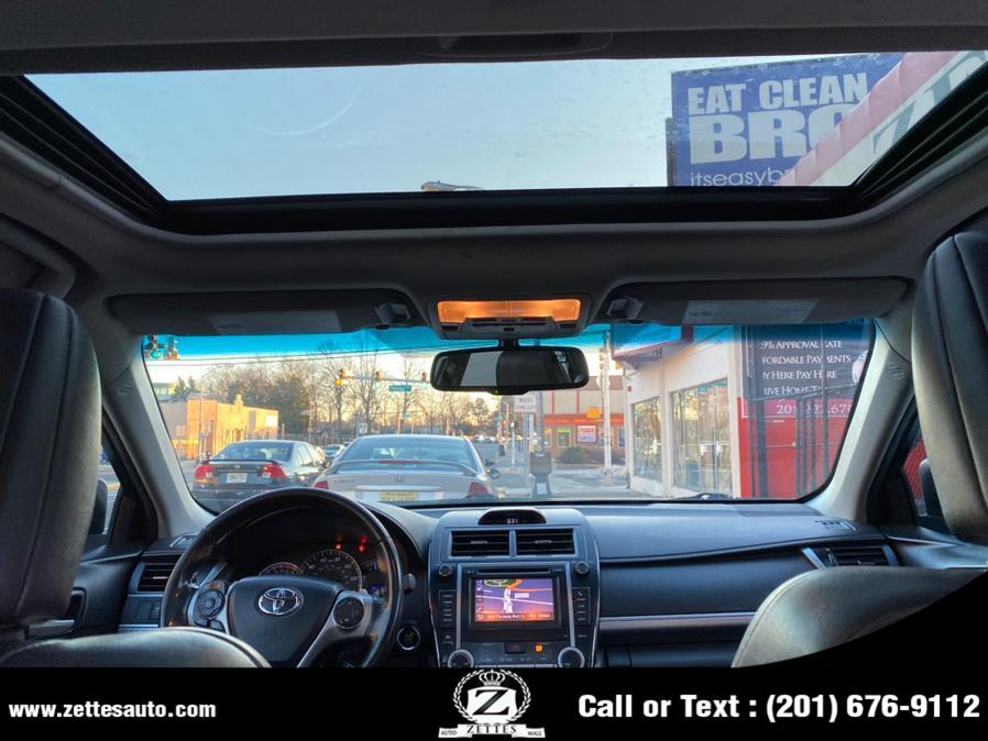 Used Toyota Camry 4dr Sdn V6 Auto SE (Natl) 2012 | Zettes Auto Mall. Jersey City, New Jersey