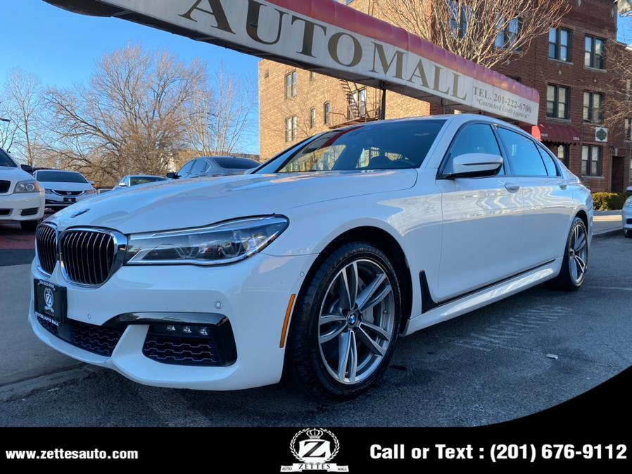 Used 2017 BMW 7 Series in Jersey City, New Jersey | Zettes Auto Mall. Jersey City, New Jersey