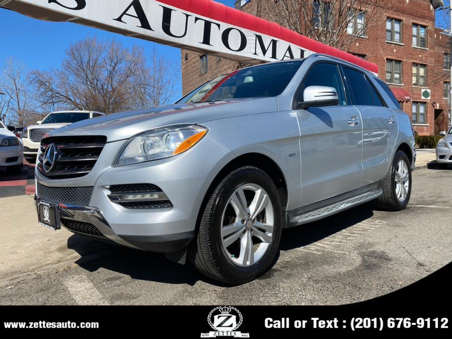 Used 2012 Mercedes-Benz M-Class in Jersey City, New Jersey | Zettes Auto Mall. Jersey City, New Jersey