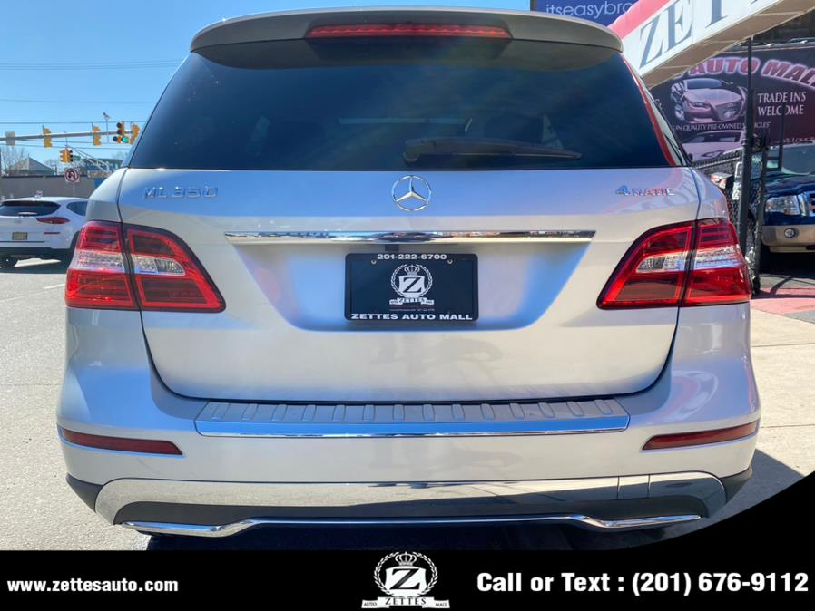 Used Mercedes-Benz M-Class 4MATIC 4dr ML350 2012 | Zettes Auto Mall. Jersey City, New Jersey