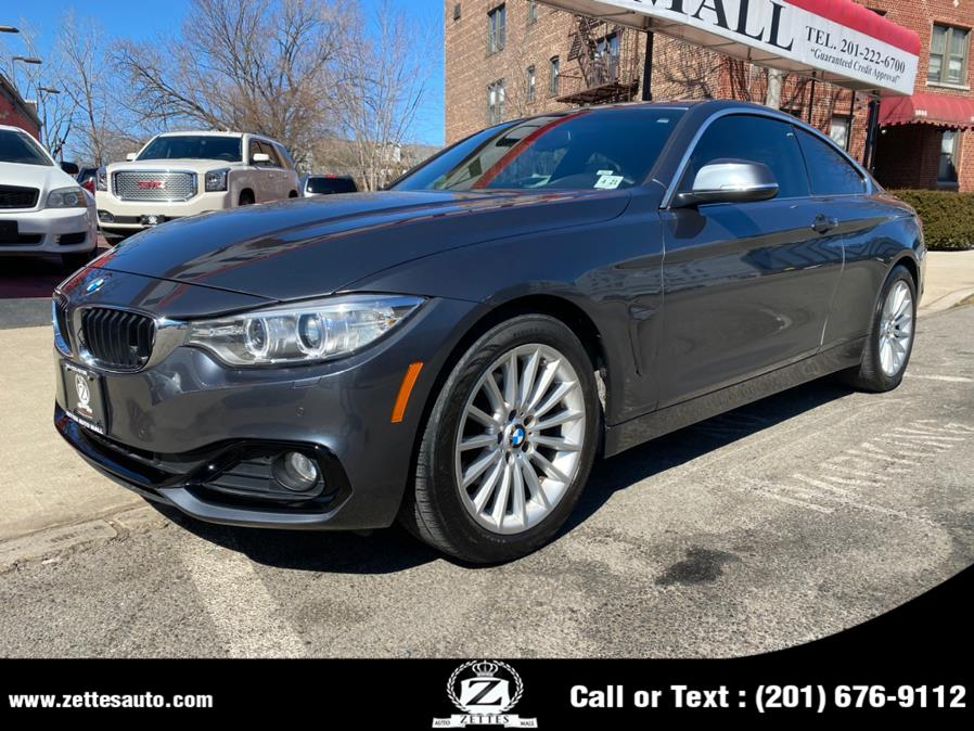 Used 2016 BMW 4 Series in Jersey City, New Jersey | Zettes Auto Mall. Jersey City, New Jersey