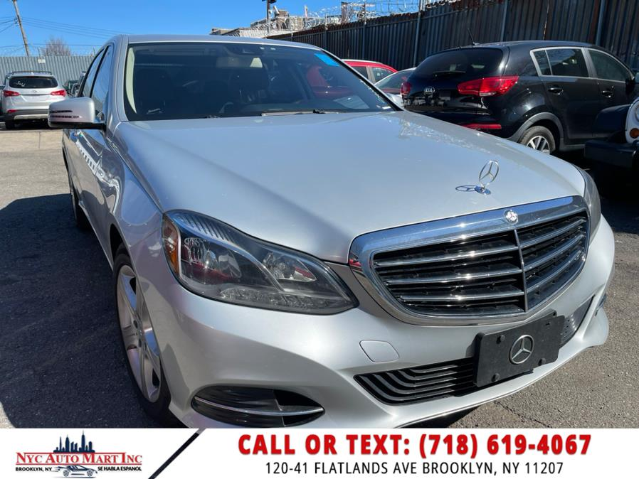 Used 2014 Mercedes-Benz E-Class in Brooklyn, New York | NYC Automart Inc. Brooklyn, New York