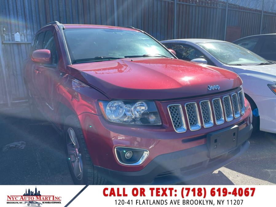 Used 2017 Jeep Compass in Brooklyn, New York | NYC Automart Inc. Brooklyn, New York