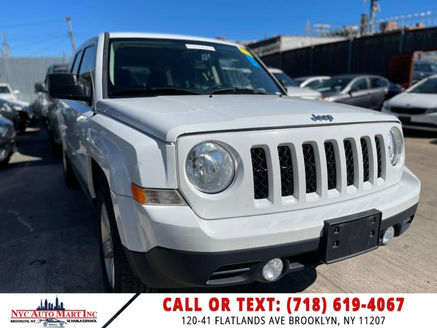 Used 2014 Jeep Patriot in Brooklyn, New York | NYC Automart Inc. Brooklyn, New York