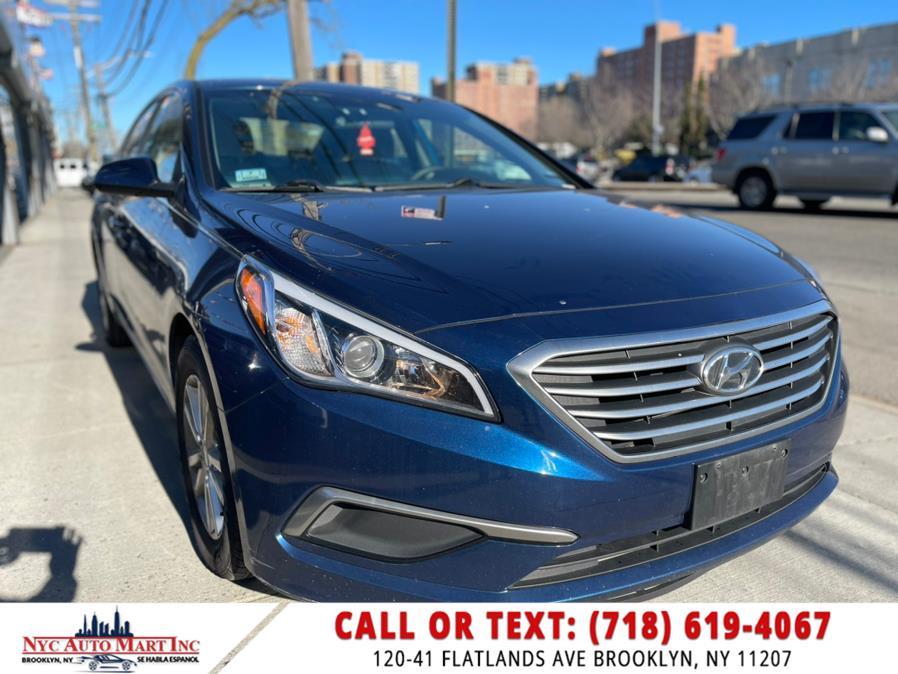 Used Hyundai Sonata 2.4L PZEV 2017 | NYC Automart Inc. Brooklyn, New York