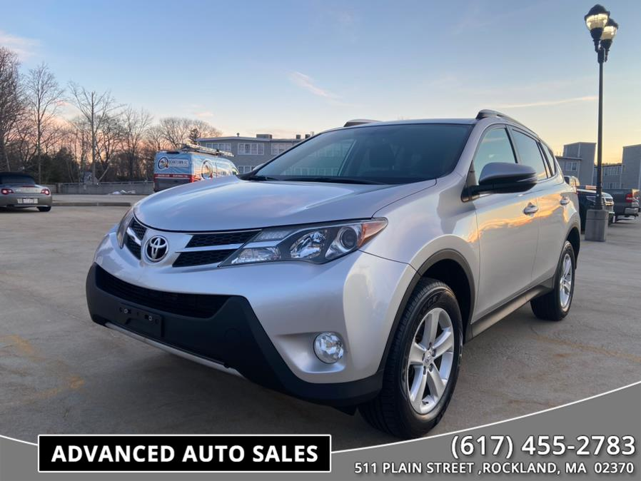Used 2013 Toyota RAV4 in Rockland, Massachusetts | Advanced Auto Sales. Rockland, Massachusetts