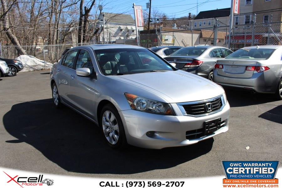 Used 2008 Honda Accord EX-L in Paterson, New Jersey | Xcell Motors LLC. Paterson, New Jersey