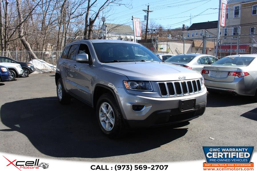 Used 2015 Jeep Grand Cherokee in Paterson, New Jersey | Xcell Motors LLC. Paterson, New Jersey