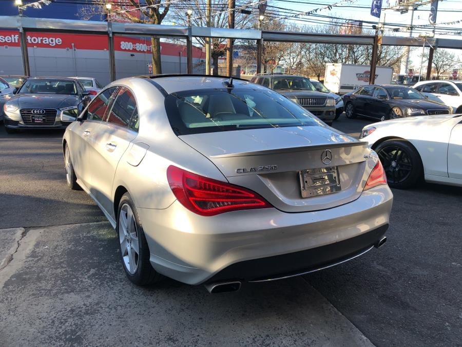 Used Mercedes-Benz CLA-Class 4dr Sdn CLA 250 4MATIC 2015 | Champion Auto Sales Of The Bronx. Bronx, New York