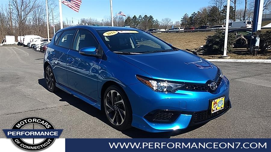 Used 2018 Toyota Corolla iM in Wilton, Connecticut | Performance Motor Cars. Wilton, Connecticut