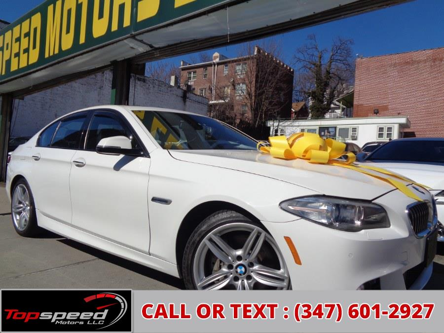 Used BMW 535i xDrive AWD //M Sport 2016 | Top Speed Motors LLC. Jamaica, New York