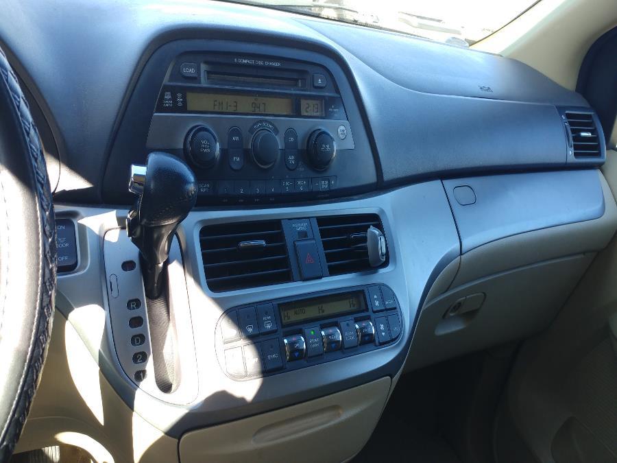 Used Honda Odyssey 5dr EX-L 2008   Matts Auto Mall LLC. Chicopee, Massachusetts
