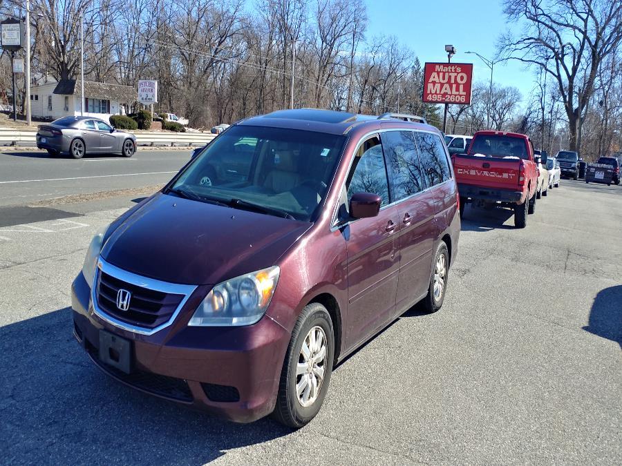 Used Honda Odyssey 5dr EX-L 2008 | Matts Auto Mall LLC. Chicopee, Massachusetts