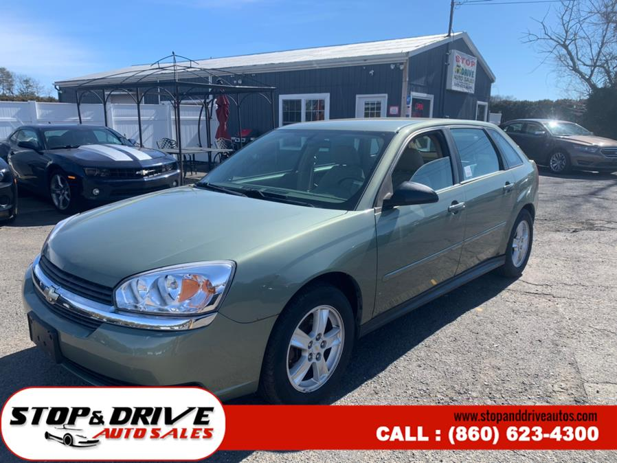 Used 2005 Chevrolet Malibu Maxx in East Windsor, Connecticut | Stop & Drive Auto Sales. East Windsor, Connecticut