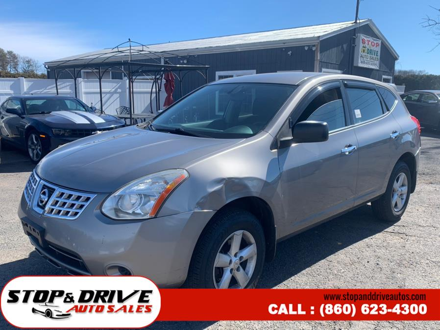 Used 2010 Nissan Rogue in East Windsor, Connecticut | Stop & Drive Auto Sales. East Windsor, Connecticut