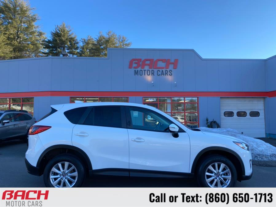 Used Mazda CX-5 AWD 4dr Auto Touring 2015   Bach Motor Cars. Canton , Connecticut