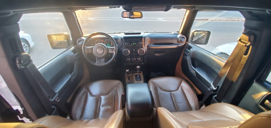 Used Jeep Wrangler Unlimited 4WD 4dr Sport 2015 | Rubber Bros Auto World. Brooklyn, New York