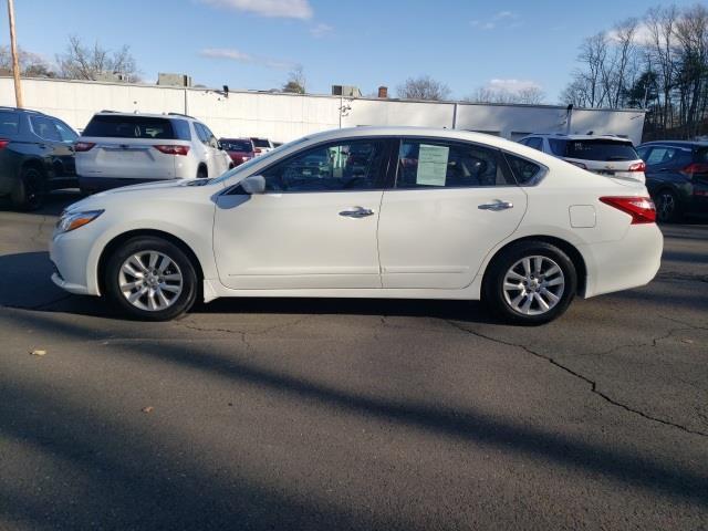 Used Nissan Altima 2.5 S 2017   Sullivan Automotive Group. Avon, Connecticut